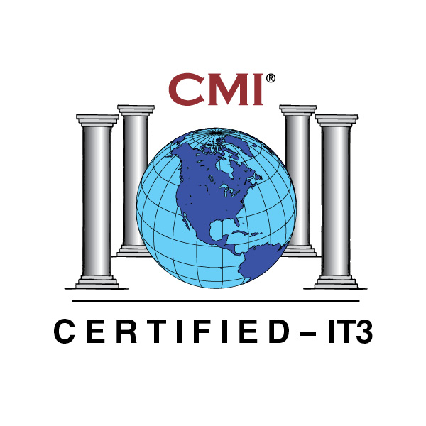 CMI- IT3 Certification1