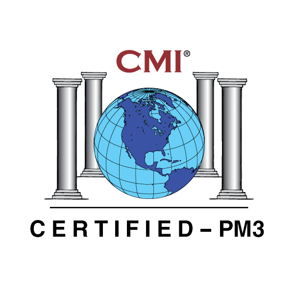 CMI- PM3 Certification